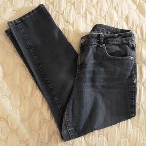 Style & Co. Denim Boyfriend Jeans
